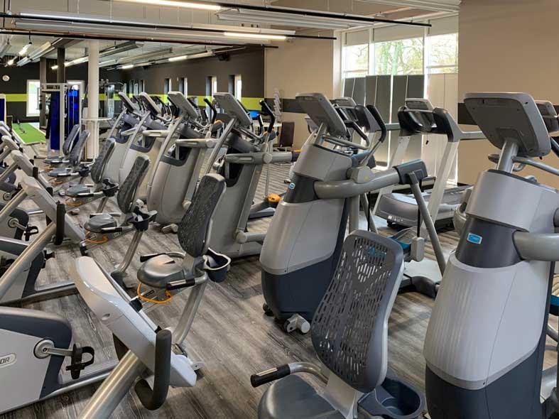 Gym Fitness World Dein Fitness Studio In Stralsund